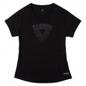 T-shirt Howlock Ladies - Zwart