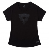 T-shirt Howlock Ladies - Zwart