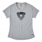 T-shirt Howlock Ladies - Grijs