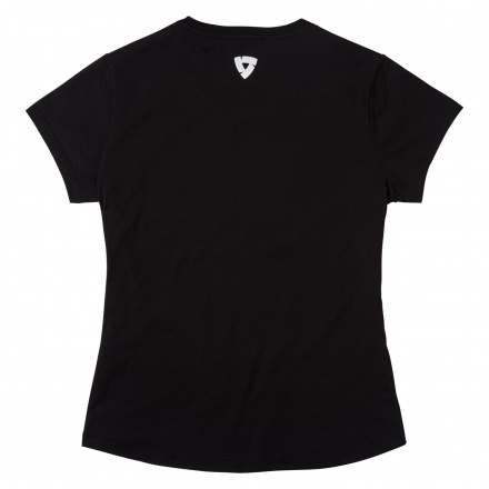 REV'IT! T-shirt Tumalo Ladies, Zwart (2 van 2)