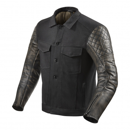 REV'IT! Jacket Crossroads, Zwart (1 van 2)