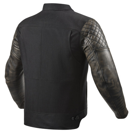 REV'IT! Jacket Crossroads, Zwart (2 van 2)