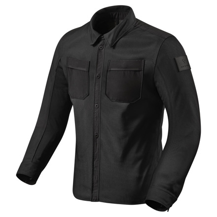 Overshirt Tracer Air - Zwart