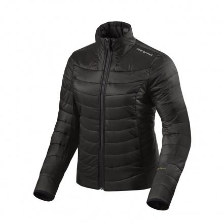 Jacket Solar 2 Ladies - Zwart-Olijf