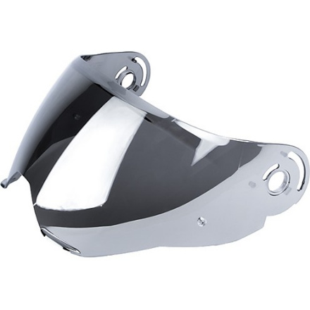 Scorpion ADX-1 Shield mirror  (KDF-17), Zilver (1 van 1)