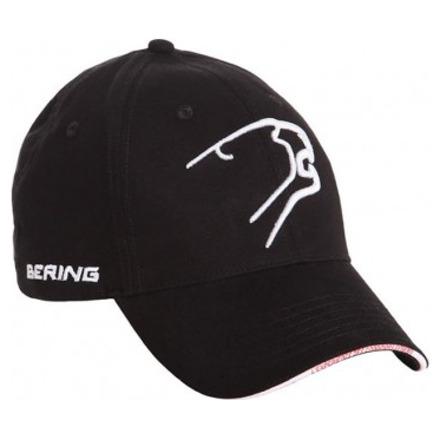 Bering scooter cap Zwart-Wit, Zwart-Wit (1 van 2)