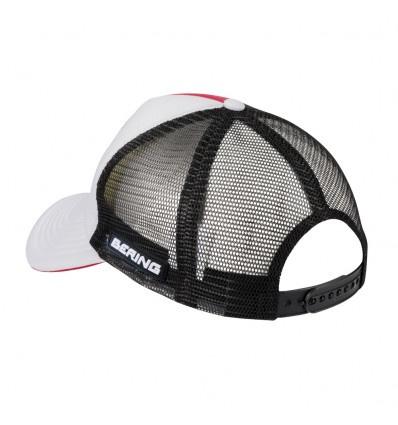Bering Racing Cap, Zwart-Wit-Rood (2 van 2)
