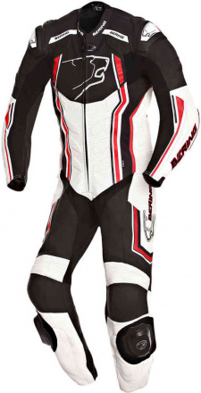 Supra-r 1-deligpak - Zwart-Wit-Rood