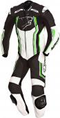 Supra-r 1-deligpak - Zwart-Wit-Groen