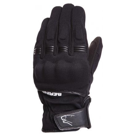 Bering Fletcher Zomer Handschoen, Zwart (1 van 1)