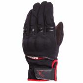 Fletcher Zomer Handschoen - Zwart-Rood