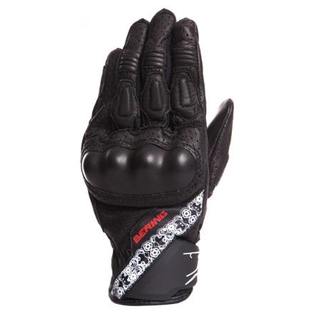 Bering Lady Raven Zomer Handschoen, Zwart (1 van 2)