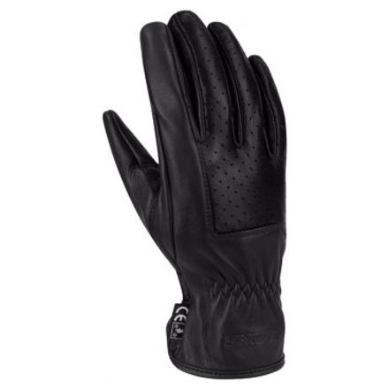 Bering Mexico Perfo Zomer Handschoen, Zwart (1 van 2)