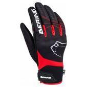 Grissom Zomer Handschoen - Zwart-Rood
