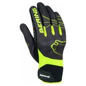 Grissom Zomer Handschoen - Zwart-Fluor