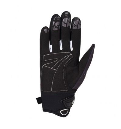 Bering Lady Grissom Zomer Handschoen, Zwart-Grijs (2 van 2)