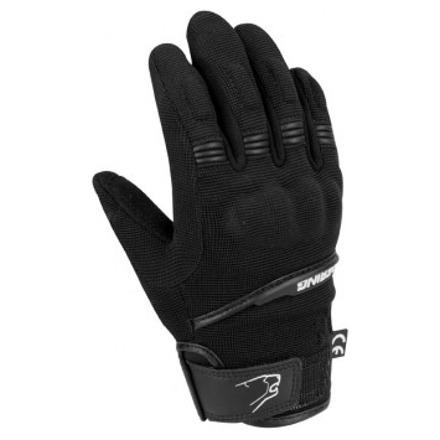 Bering Fletcher Kids Zomer Handschoen, Zwart (1 van 2)