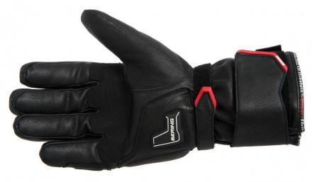 Bering Crezus Zomer Handschoen, Zwart (2 van 2)