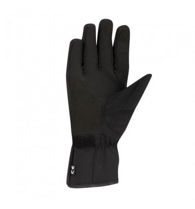 Bering Lady Kevina Handschoen, Zwart-Roze (2 van 2)