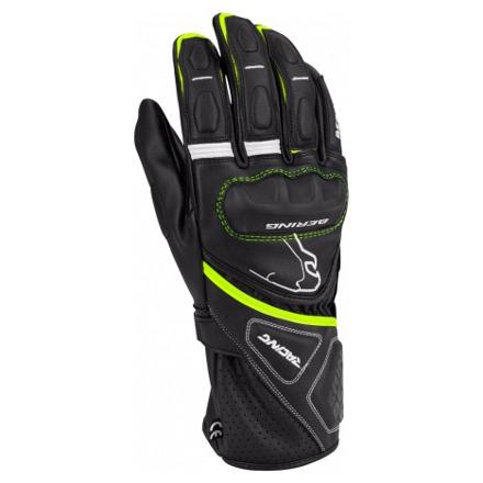 Bering Run-r Handschoen, Zwart-Groen (1 van 1)