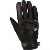 Lady Java Handschoen - Zwart-Roze