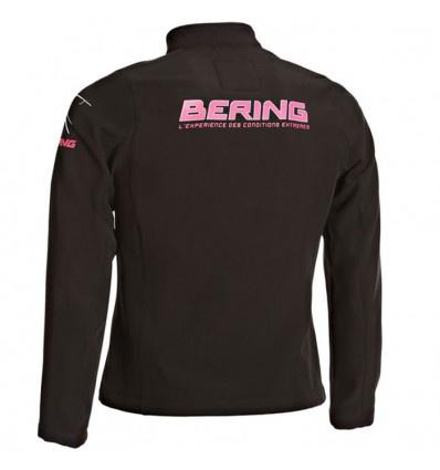 Bering Lady Softshell 2016, Zwart-Roze (2 van 2)
