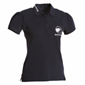 Polo Lady Magali - Marine Blauw