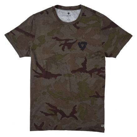 T-shirt Bailey - Donker Groen