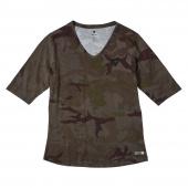 T-shirt Bailey Ladies - Donker Groen