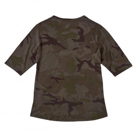 REV'IT! T-shirt Bailey Ladies, Donker Groen (2 van 2)