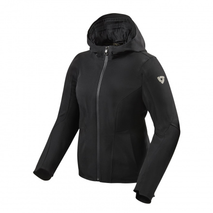 REV'IT! Jacket Bellafonte Ladies, Zwart (1 van 2)