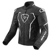 Vertex TL Motorjas - Zwart-Wit