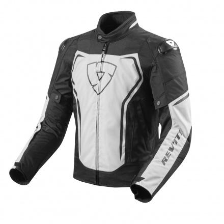 REV'IT! Jacket Vertex TL, Wit-Zwart (1 van 2)