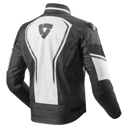 REV'IT! Jacket Vertex TL, Wit-Zwart (2 van 2)