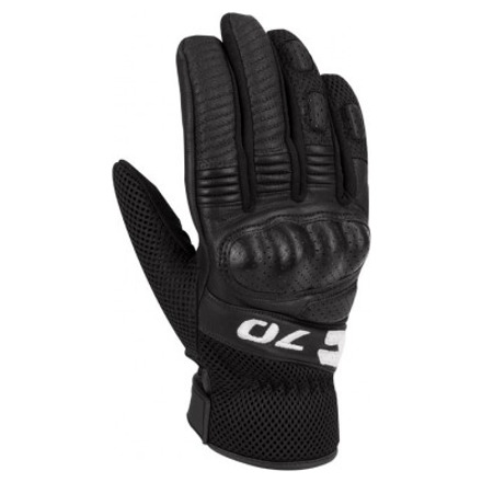 Segura Gant Lady Melbourne Handschoenen, Zwart-Wit (1 van 2)