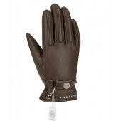 Lady Cox Crystal Handschoenen - Bruin