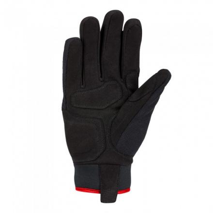 Bering Borneo Handschoenen, Zwart-Rood (2 van 2)