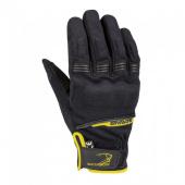 Borneo Handschoenen - Zwart-Fluor