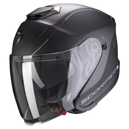 EXO-S1 SHADOW - Mat Zwart-Zilver