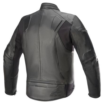 Alpinestars Sp-55 Leather Jacket, Zwart (2 van 2)