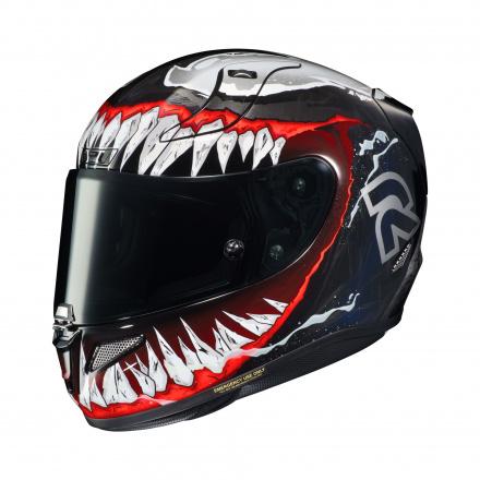 HJC RPHA 11 Venom 2, Zwart-Rood (1 van 5)