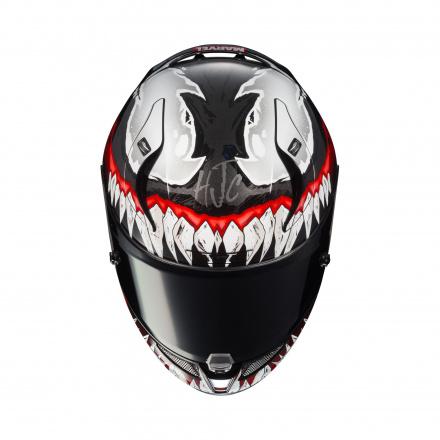 HJC RPHA 11 Venom 2, Zwart-Rood (5 van 5)