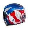 HJC RPHA 11 Captain America, Blauw-Wit-Rood (Afbeelding 2 van 4)