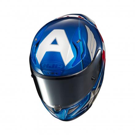 HJC RPHA 11 Captain America, Blauw-Wit-Rood (3 van 4)