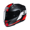 RPHA 11 Fesk - Zwart-Wit-Rood