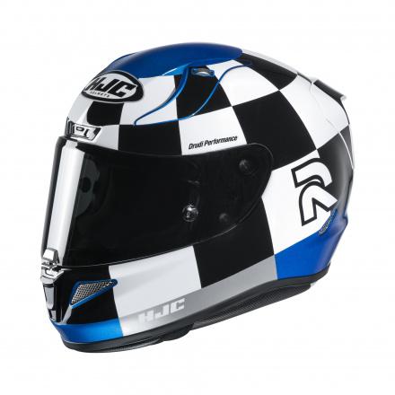 HJC RPHA 11 Misano, Blauw-Zwart-Wit (1 van 3)