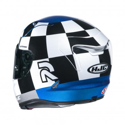 HJC RPHA 11 Misano, Blauw-Zwart-Wit (2 van 3)