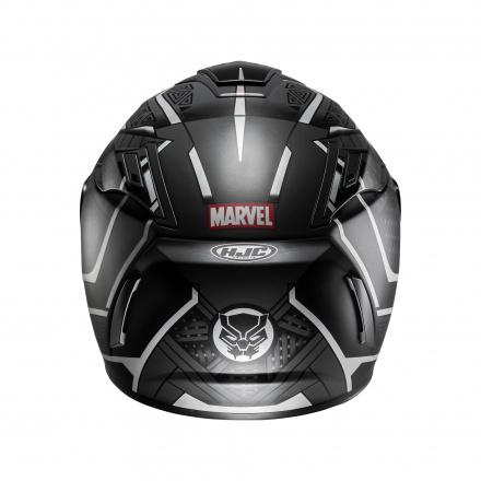 HJC RPHA 70 Black Panther Marvel, Zwart-Wit (5 van 6)