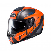 RPHA 70 Vias - Zwart-Grijs-Oranje