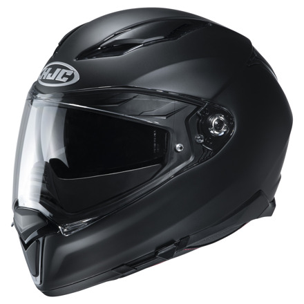 HJC F70 Solid, Zwart (1 van 1)